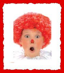 Parrucca Ricciolina Colorata - Ciao 31600 - Carnevale