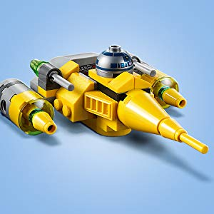 Lego Star Wars Microfighter Naboo Starfighter 75223