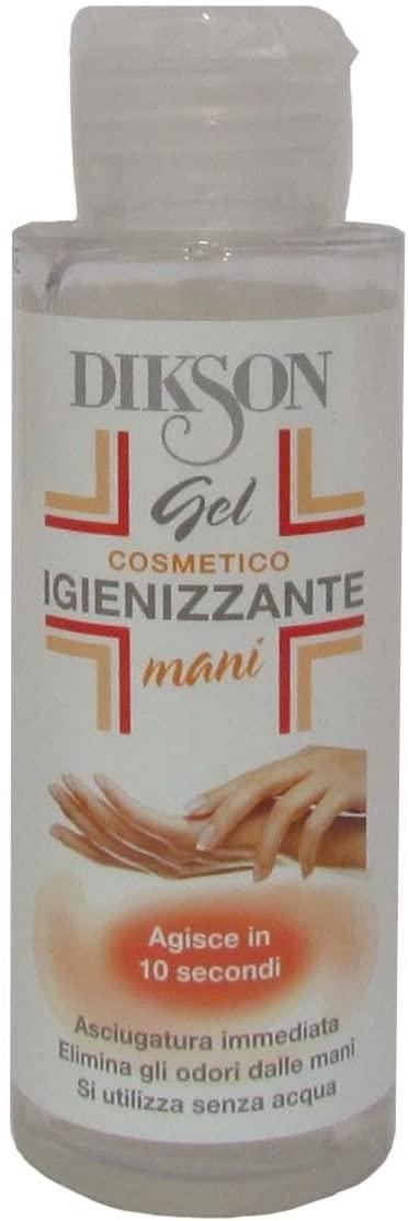 Gel Igienizzante Mani 100 Ml alcool Etilico + 60%