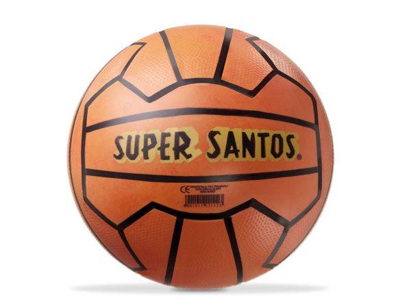 Pallone classico Super Santos arancione Mondo