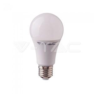 Lampadina LED VTAC 9.5W E27 A60 3000K 160 lm/W