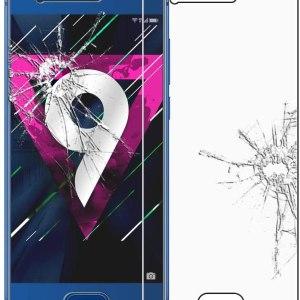 Vetro Temperato Screen Shield per Huawei Honor 9 e 9 Premium