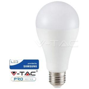 Lampadina LED Chip Samsung E27 18W 2000 lumens A80
