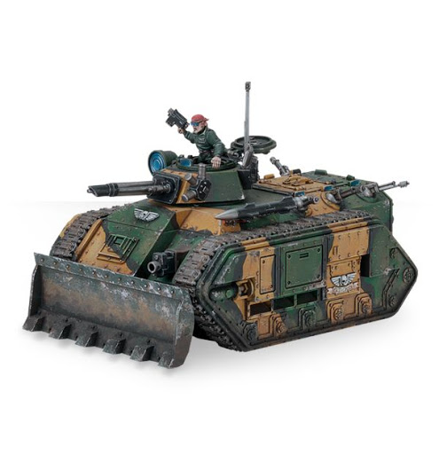 Chimera della Guardia Imperiale - WH40k