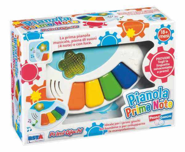 Pianola Prime Note Rstoys 10666