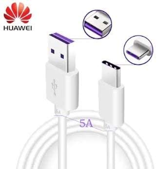 Huawei Cavo ricarica 5A Fast Charger Type-C 1metro