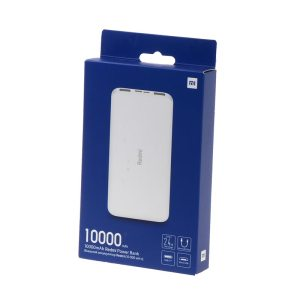 Power Bank 10000 mAh 12W USB e Type-C Xiaomi