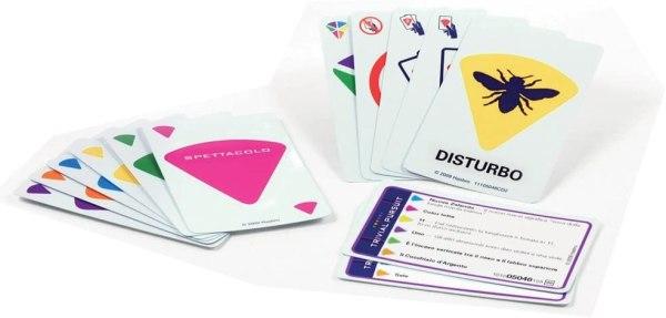 Trivial Pursuit Steal il gioco di carte