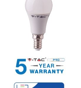 Lampadina LED E14 806lm A60 Bulb VT-269 9W (60W)