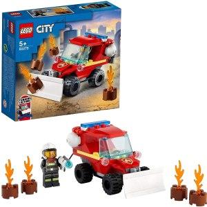 Lego City Camion dei pompieri 60279