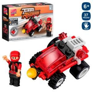 Costruzioni Track Racer Turbo 37 pezzi