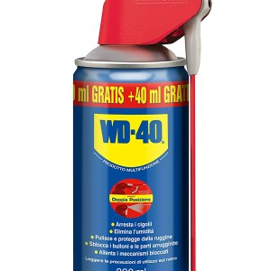 Lubrificante Spray Wd40 Multifunzione 250+40 ml