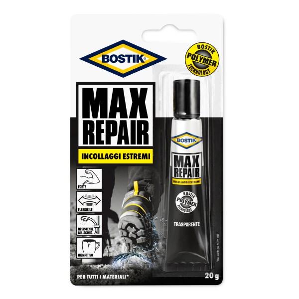 BOSTIK adesivo universale Max Repair 20 gr