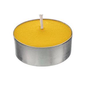 Candela Citronella Tealight Confezione 25 Pz Lapillo 09291