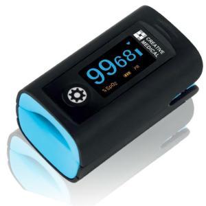 Saturimetro Ossimetro Pulsossimetro Digitale da dito PC-60F