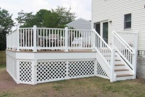 Composite Deck Frederick County