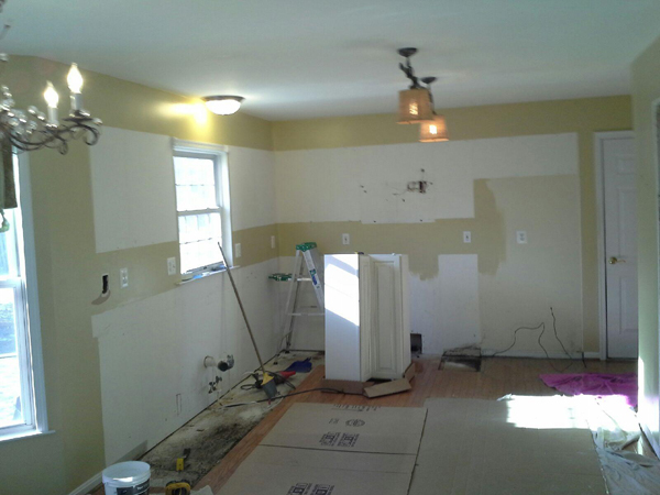 Kitchen Remodeling Contractor In Frederick County