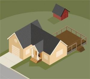 Wood Decking vs. Composite Decking