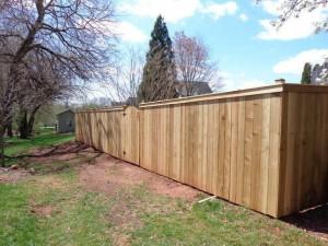 Repair Wood Fence