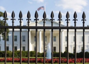 White House Fencing Security