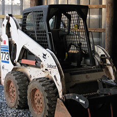Other Service - Skid Loading and Small Excavating
