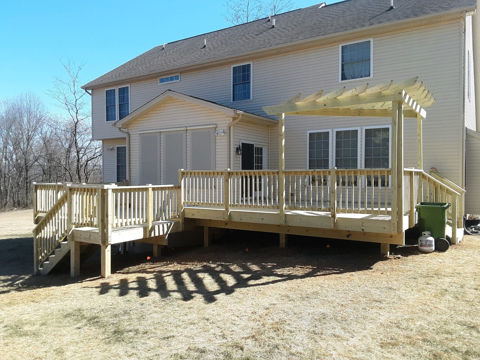 Quality Decking Services in Middletown, Maryland