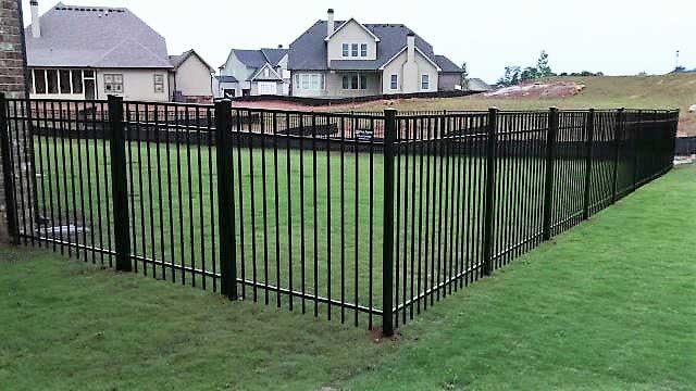 5' Aluminum Fence