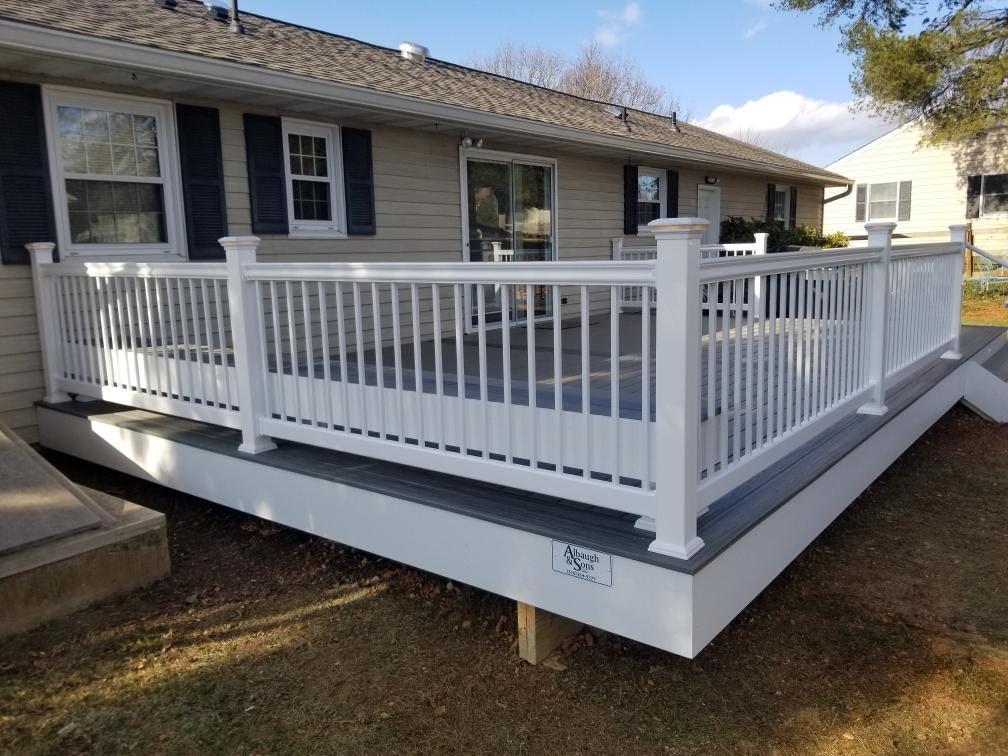 Albaugh & Sons Decks in Spring Ridge, Maryland
