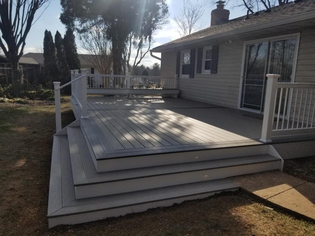 Quality-Built Decks in Monrovia, Maryland