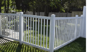 Why Select Vinyl Fencing for your Property?