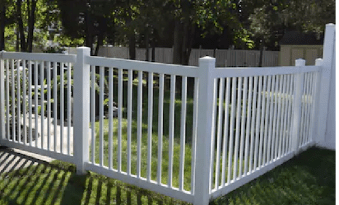 Wood Vs. Iron Vs. Vinyl Fencing