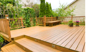 How Your Deck Could Be Decorated