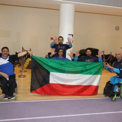 Qatar Airways Wheelchair Assistance Hook On Table High Chair Reviews Kuwait Wins Gcc Basketball Championship Al Bawaba