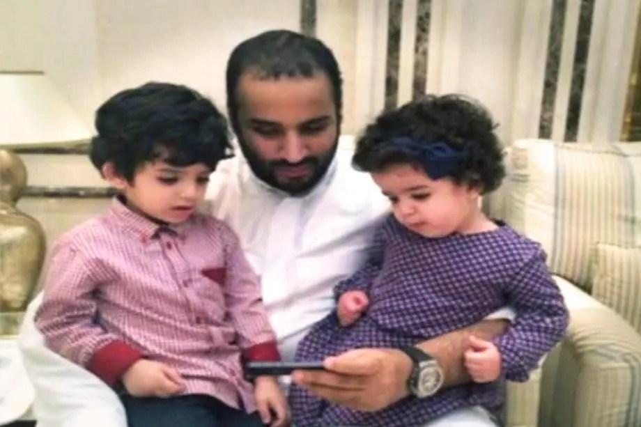 الامير محمد بن سلمان صغير