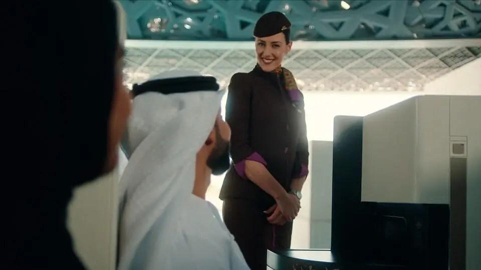 Etihad Airways Reveals New Safety Video Showcasing The Iconic Louvre Abu Dhabi | Al Bawaba