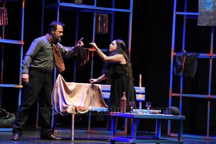 """""""اعترافات زوجية"""" ضمن عروض المسرح التجريبي بالأوبرا"""