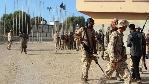 Le conflit en Libye -
