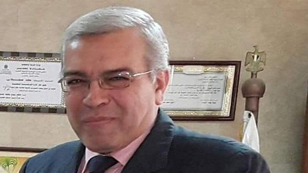 طه عجلان، مدير مديرية التربية والتعليم بالقليوبيةز