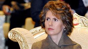 أسماء الأسد .. الديكتاتور
