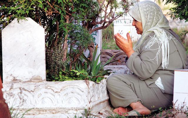 عظة الموت لدى المسلم البيان
