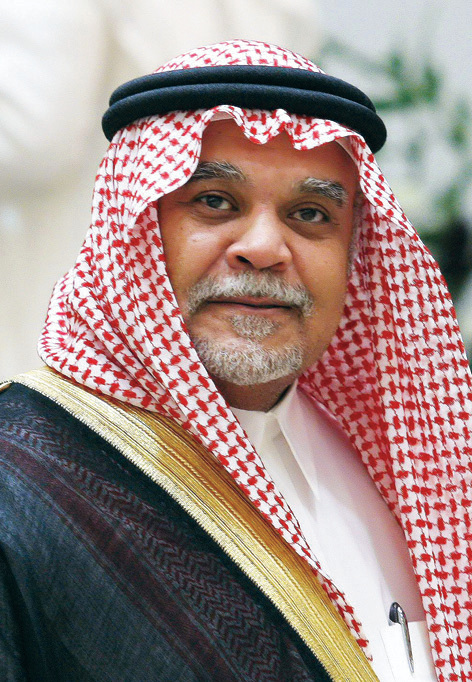 خالد بن بندر رئيسا للمخابرات وبندر بن سلطان مبعوثا ملكيا البيان