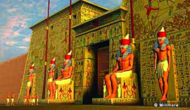 مهرجان نفرتيتي للموضة ينشط سياحة مصر البيان