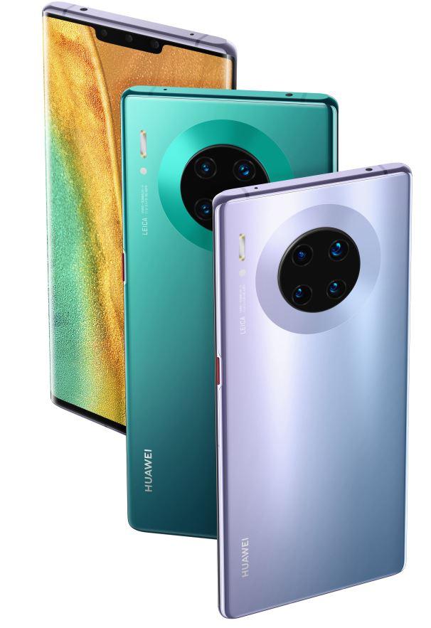 مراجعة Huawei Mate 30 Pro هل يمكنك البقاء بدون Google Gizchina It