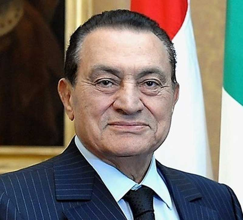 Photo of الرئاسة المصرية تنعى الرئيس الأسبق مبارك