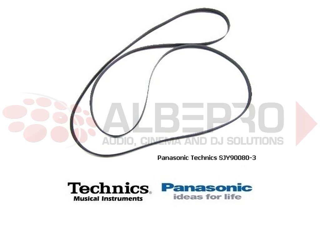 Technics Snaar SJY90080-3 / SFG3211 Belt