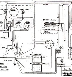 alberg 30 wiring diagram  [ 1384 x 848 Pixel ]