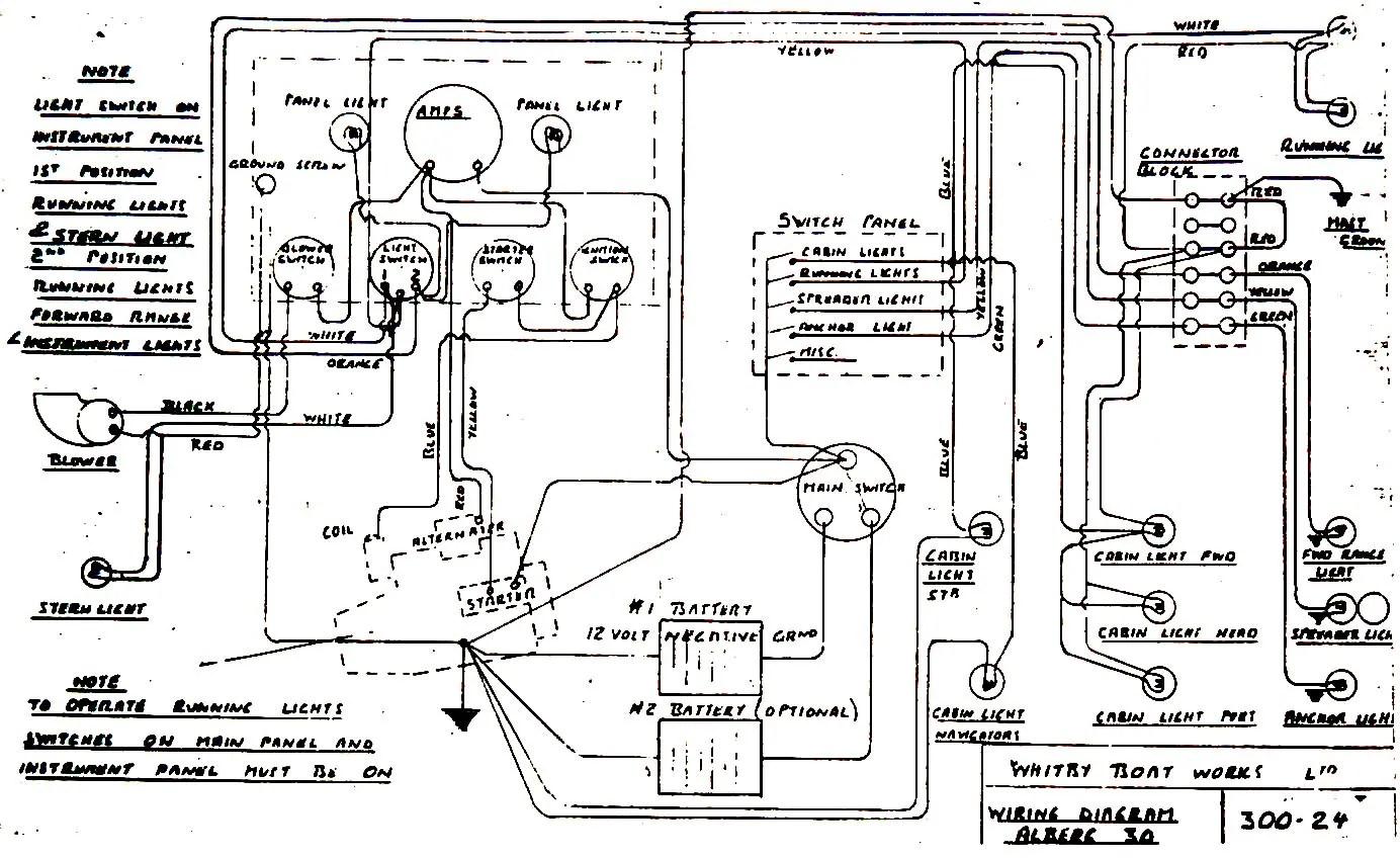 hight resolution of alberg 30 wiring diagram