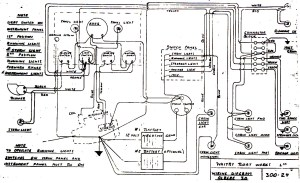 Boat wiring diagram schematic | Soke
