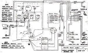Boat wiring diagram schematic | Soke