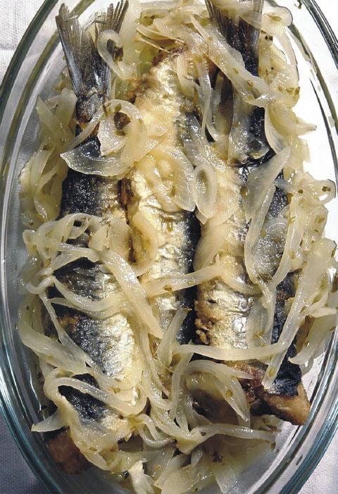 Ricetta Sardoni in savor